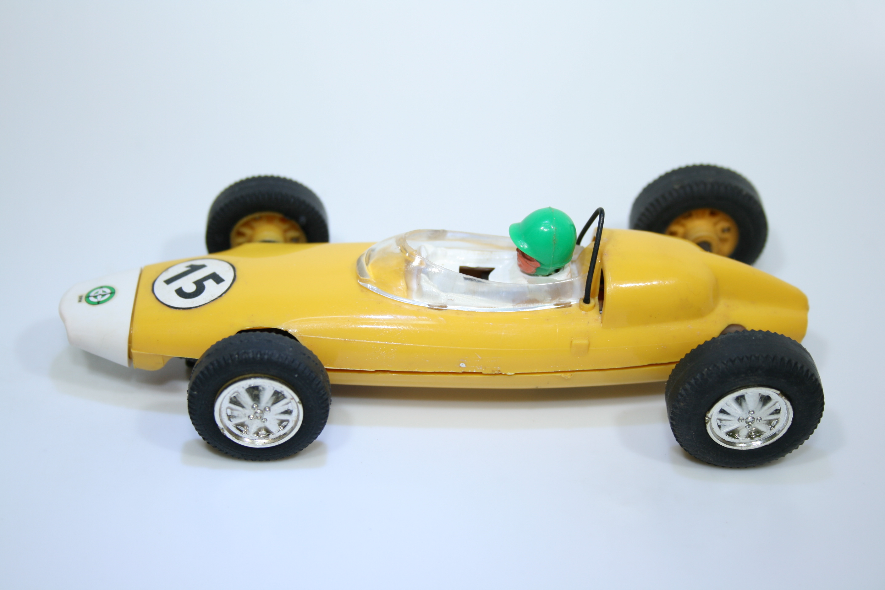 1098 BRM P48 Climax 1960-61 G Hill Scalextric C72 1964-65