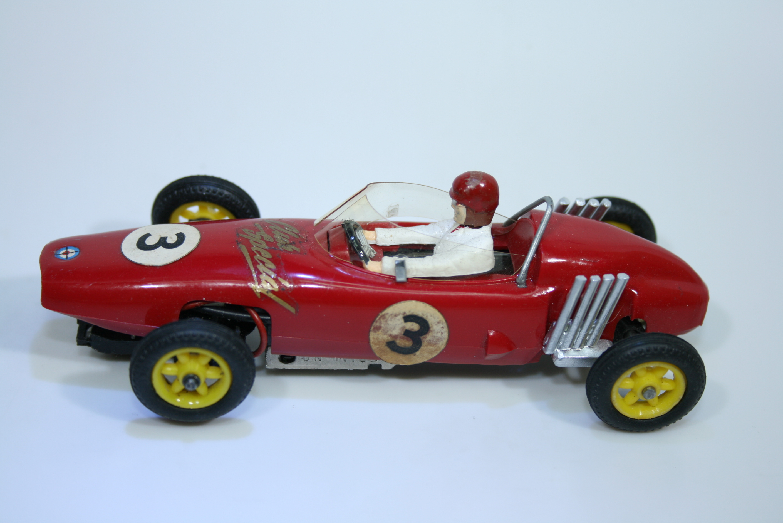 1172  BRM P57 1962 G Hill VIP R63 1963