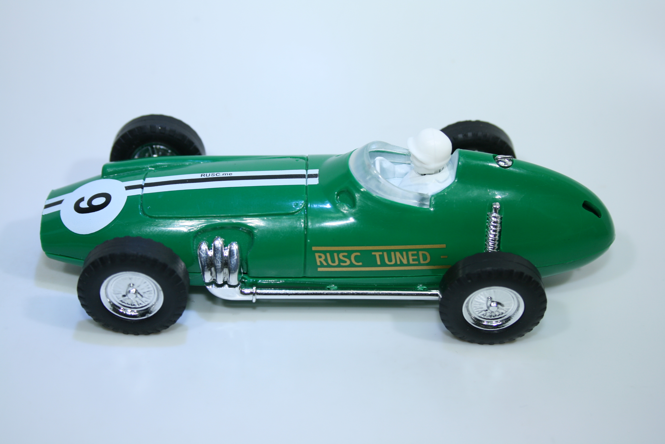 1252 BRM P25 1956-59 S Moss Scalextric RUSC C98 1992-94 Boxed