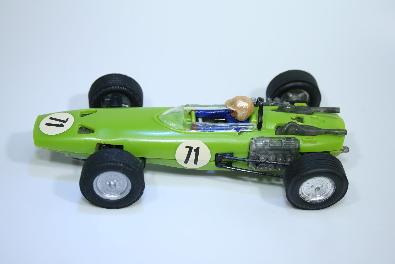 1394 BRM P261 1964-67 G Hill SLOT-MEX 5537 2013 Boxed