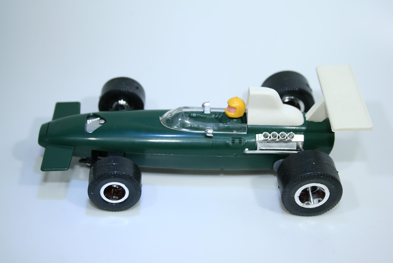 1505 BRM B261 1966 J Stewart MRRC 5198 1968 Boxed