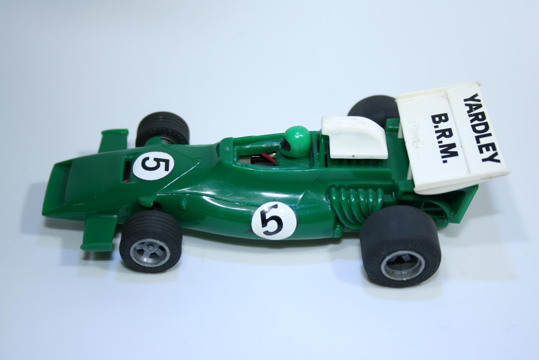 212 BRM P160 1971 - J Siffert Scalextric C051 1975