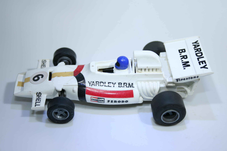246 BRM P160 1971 - J Siffert Scalextric C051 1975
