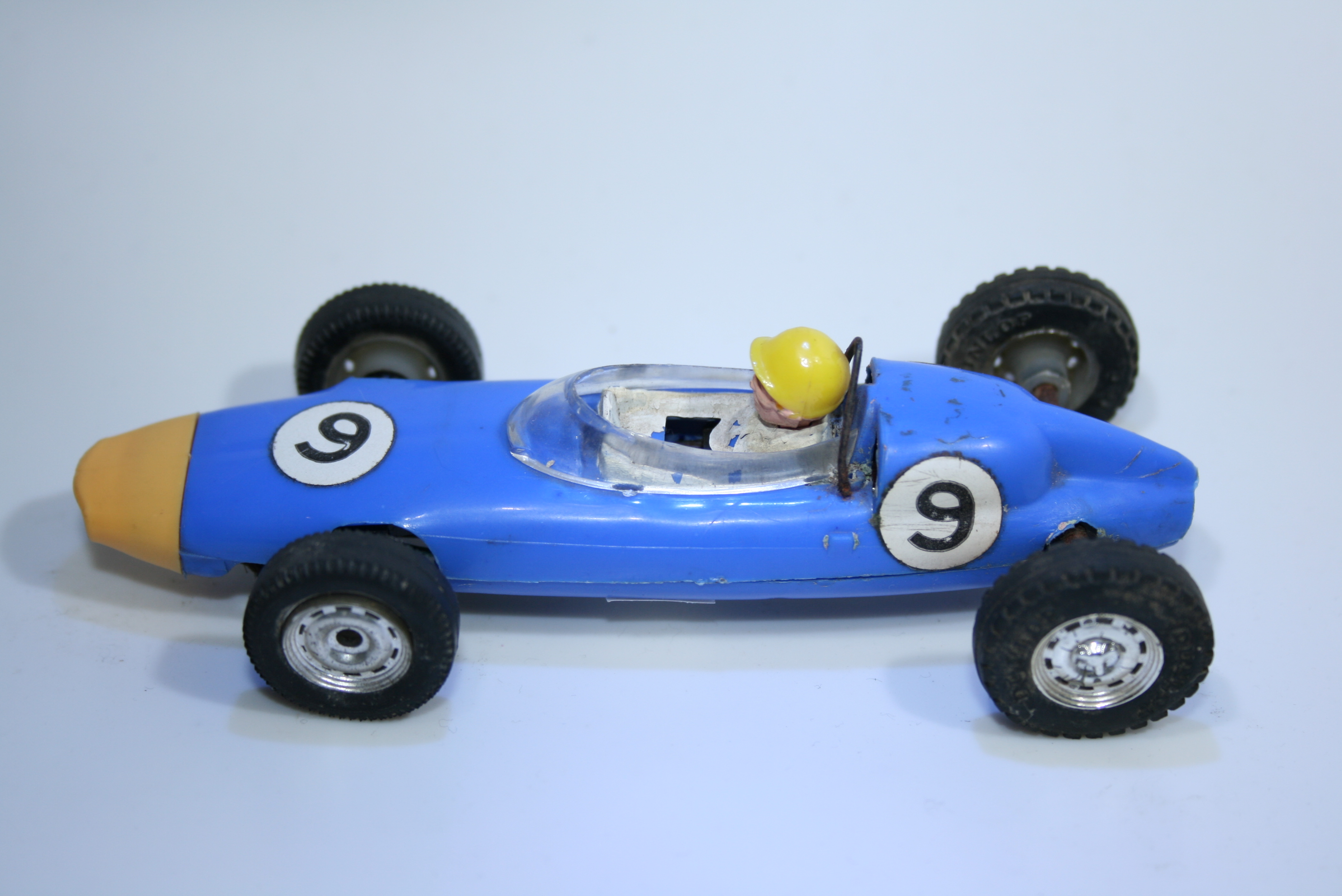 265 BRM P48 Climax 1960-61 G Hill Scalextric C72 1964-65