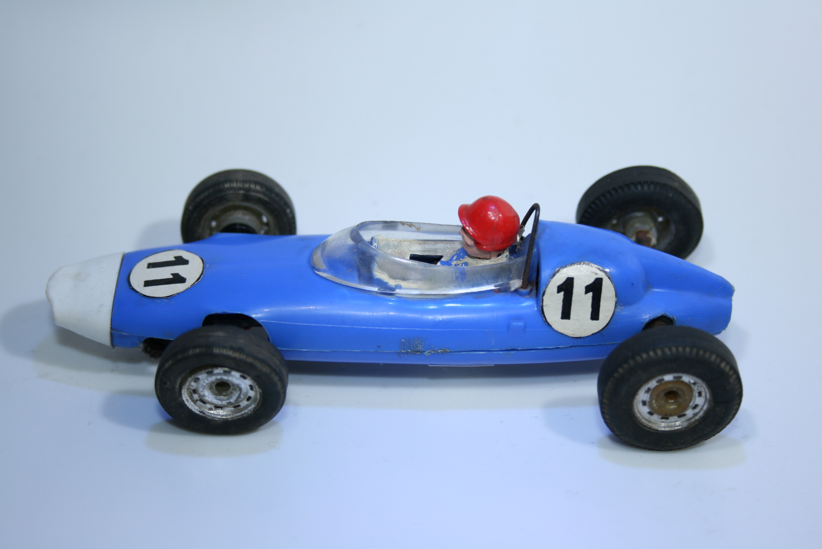 267 BRM P48 Climax 1960-61 G Hill Scalextric C72 1964-65