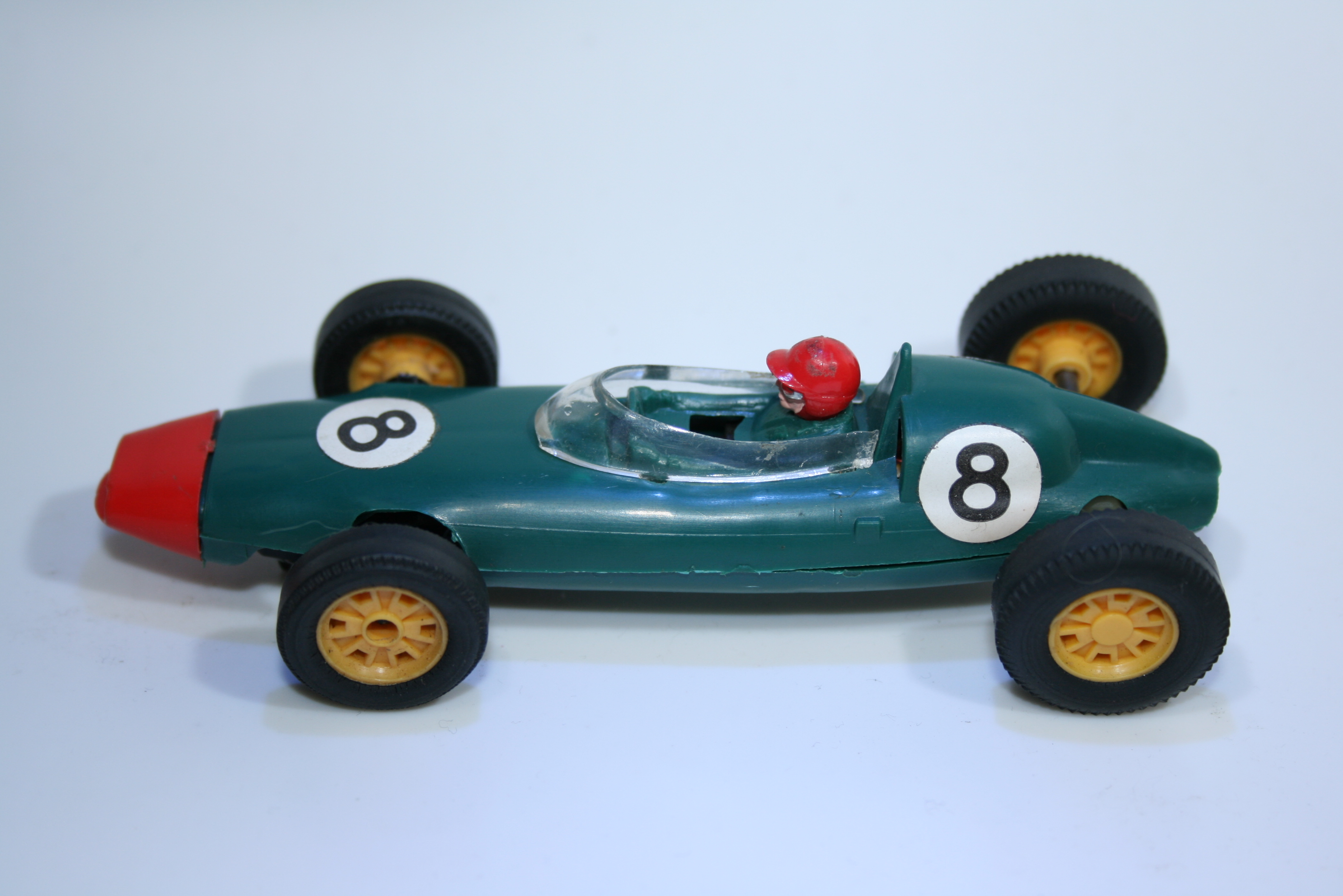 405 BRM P48 Climax 1960-61 G Hill Scalextric C86 1966-67