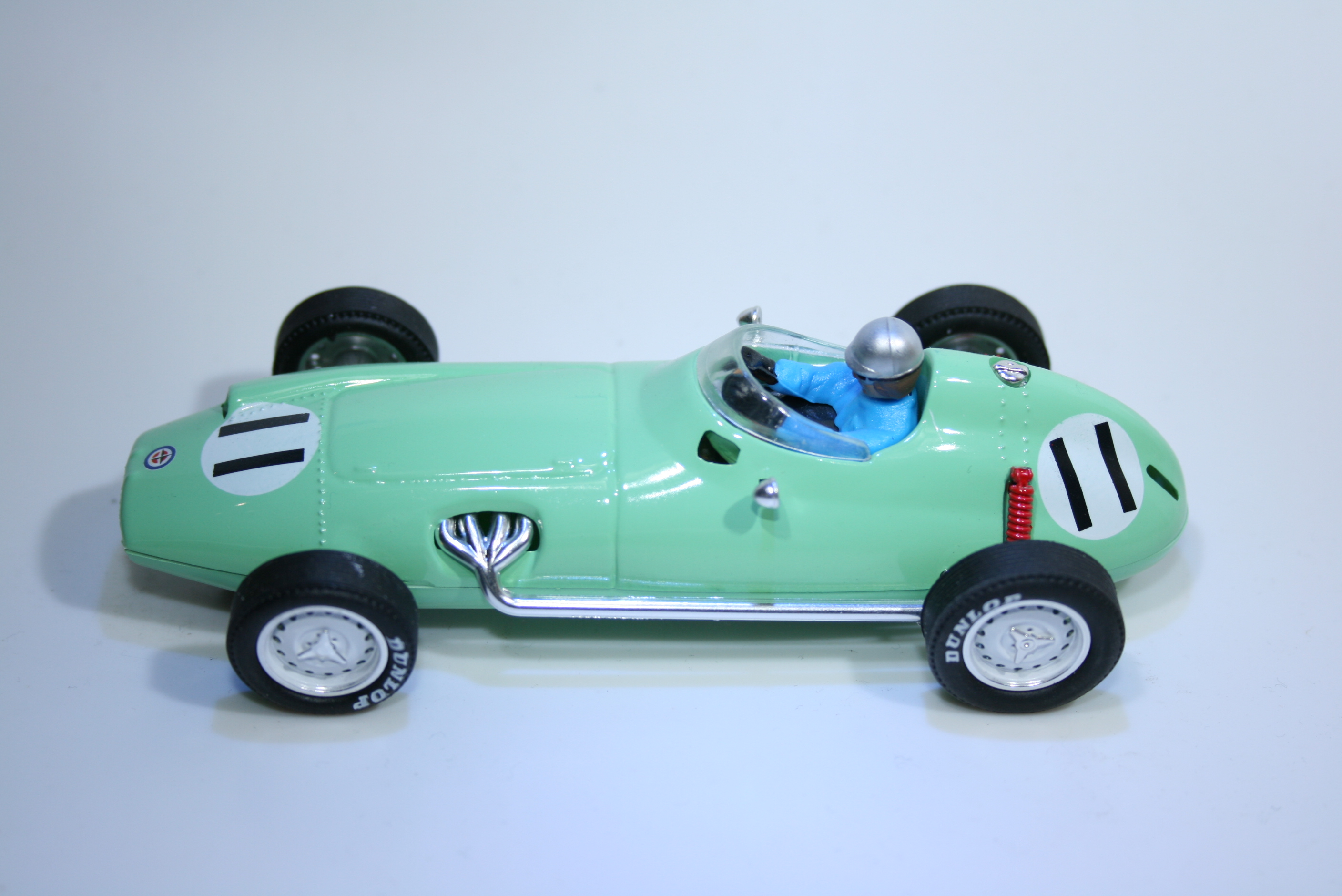 693 BRM P25 1959 H Hermann Cartrix 0026 2012 Boxed