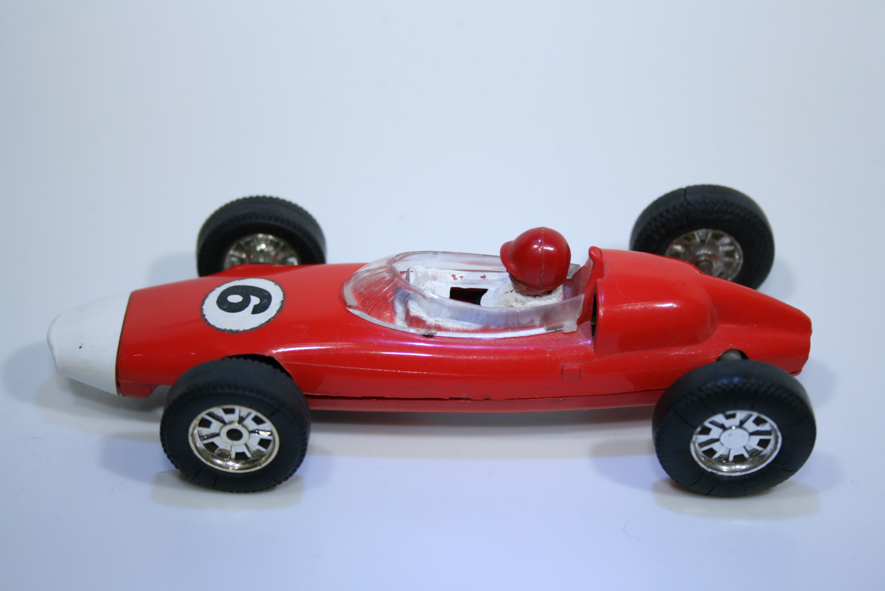 956 BRM P48 Climax 1960-61 G Hill Scalextric C86 1966-67