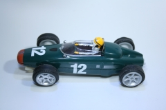 337 BRM P57 1962-63 G Hill Policar PC017 2001 Boxed