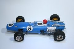 656 BRM P261 1964-67 G Hill Scalextric C37 1968-70
