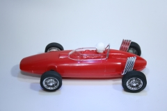 724 BRM P57 1962 G Hill Strombecker 8135-129 1963 Boxed