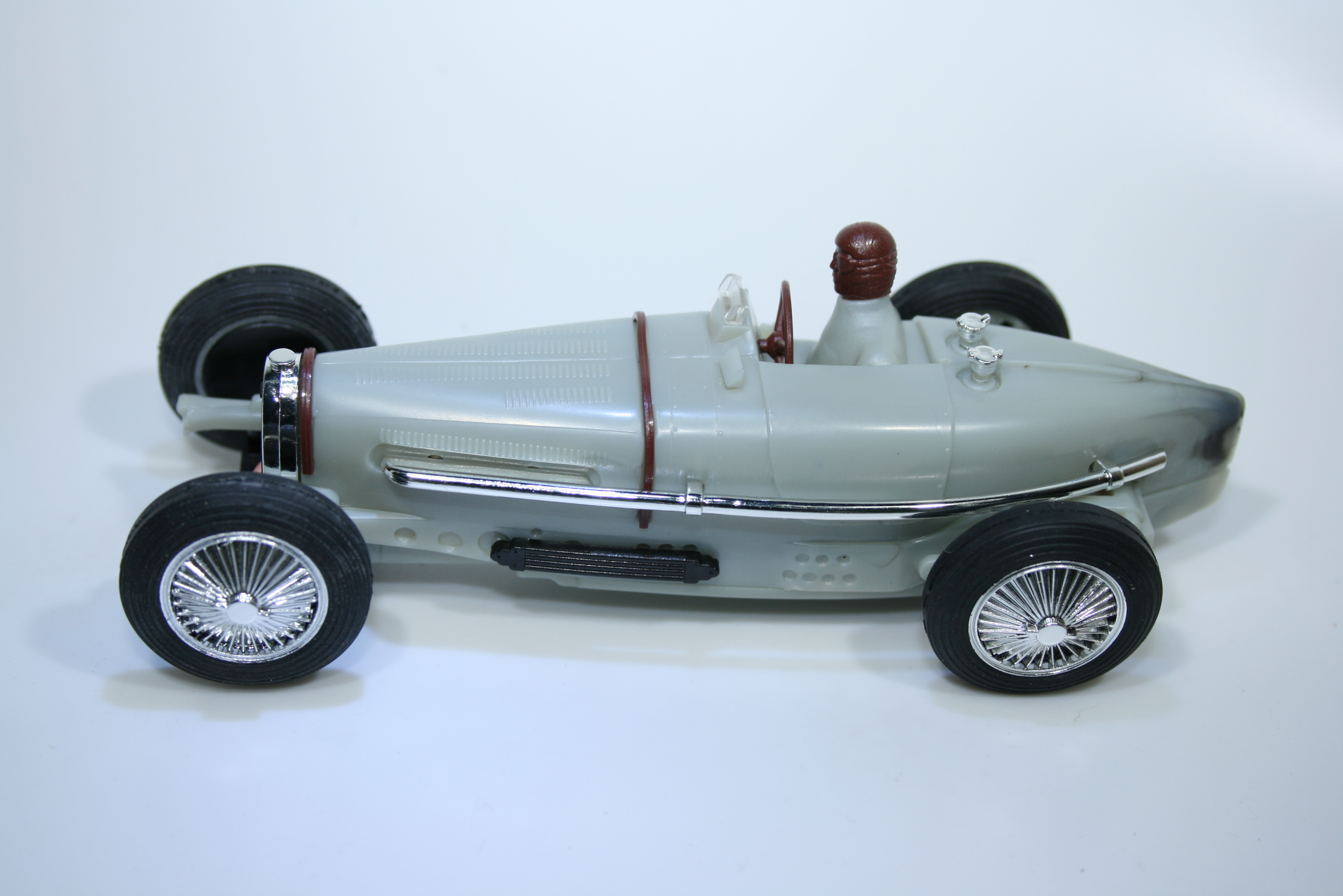 1129 Bugatti Type 59 1933-36 R Dreyfus Pink Kar CV002 1995 Pre Production