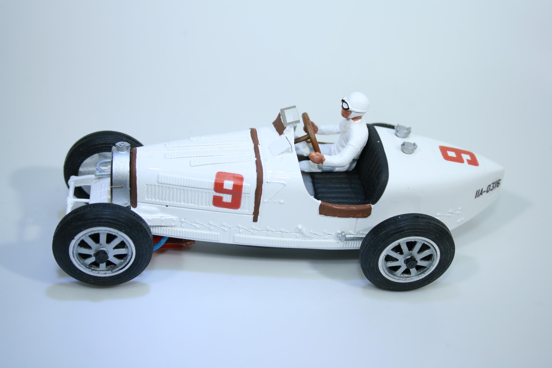 1177 Bugatti Type 51 1931-35 L Chiron MMK SF22 2019 Boxed
