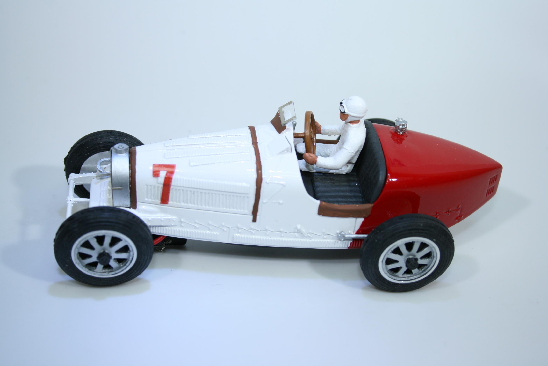 1178 Bugatti Type 51 1931-35 L Chiron MMK SF22 2019 Boxed