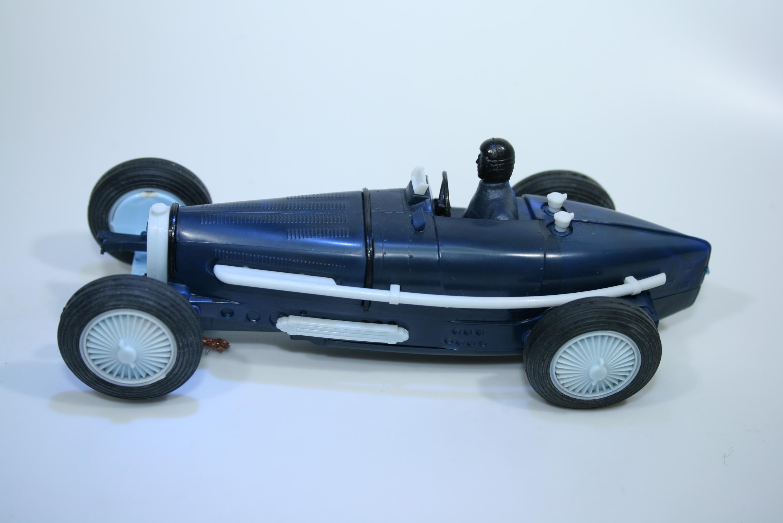 1305 Bugatti Type 59 1933-36 R Dreyfus Pink Kar CV001 1995 Pre Production