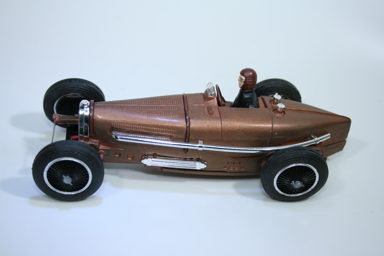 1359 Bugatti Type 59 1934 T Birkin Slot Mex C70 Boxed