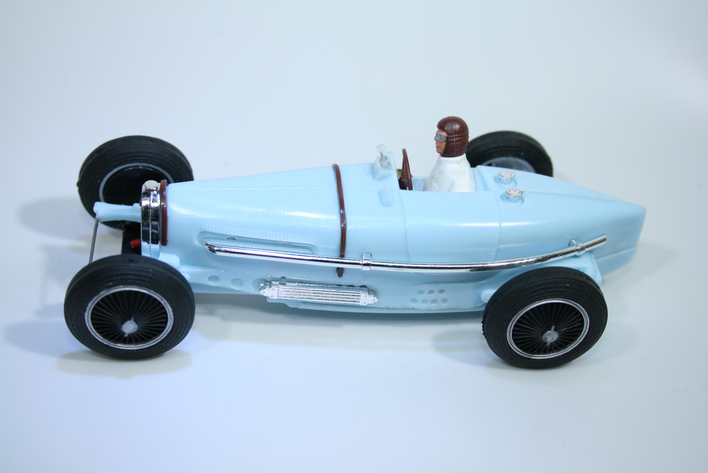 1360 Bugatti Type 59 1934 T Birkin Slot Mex C70 Boxed