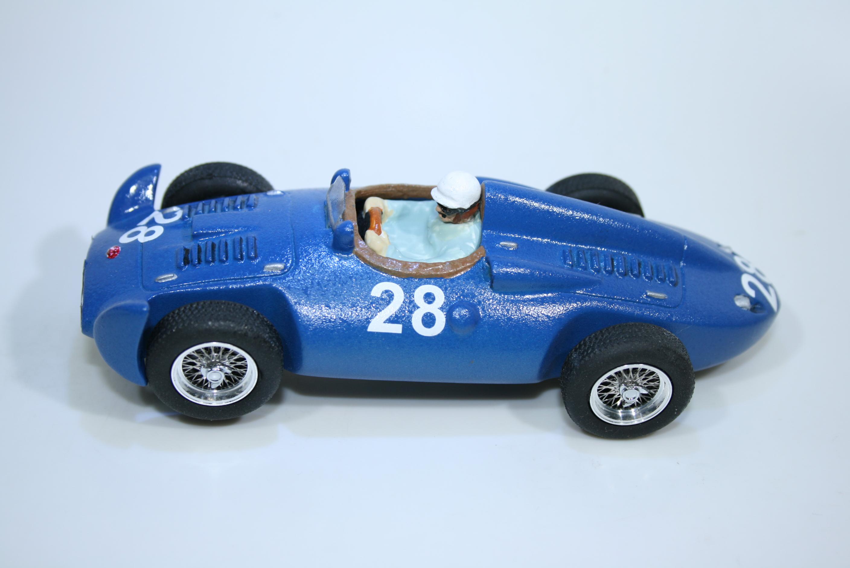 1525 Bugatti T251 1956 M Trintignan Penelope Pitlane