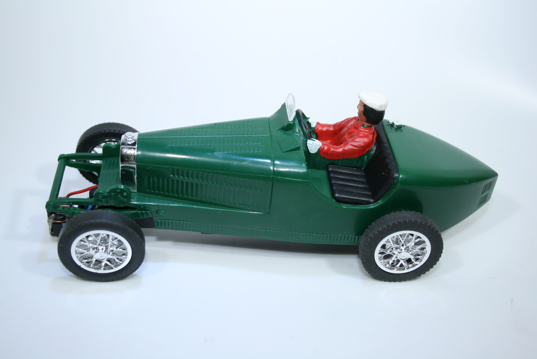 1596 Bugatti 35 1929 W Grover-Williams SMP Oldtimer