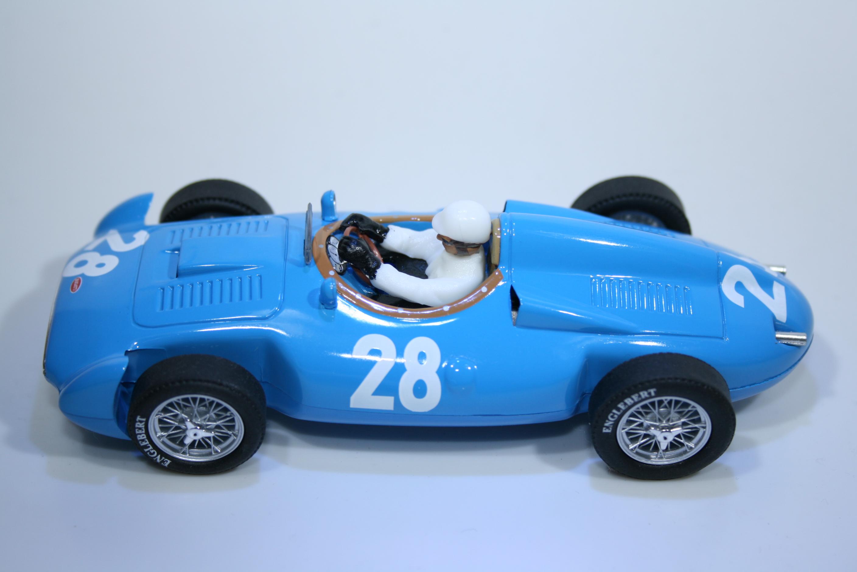 501 Bugatti T251 1956 M Trintignan Cartrix CTX0964 2009 Boxed