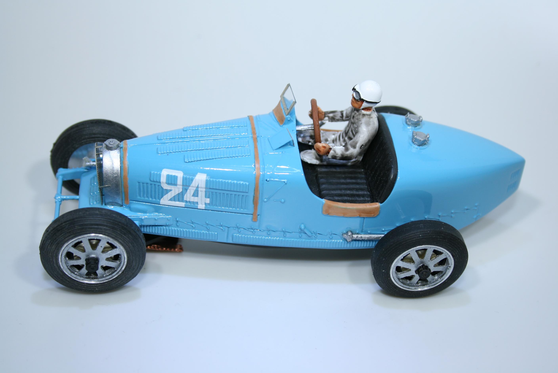 920 Bugatti Type 51 1931-35 L Chiron MMK SF22 Boxed