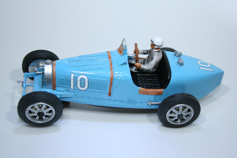921 Bugatti Type 51 1931-35 L Chiron MMK SF22 Boxed
