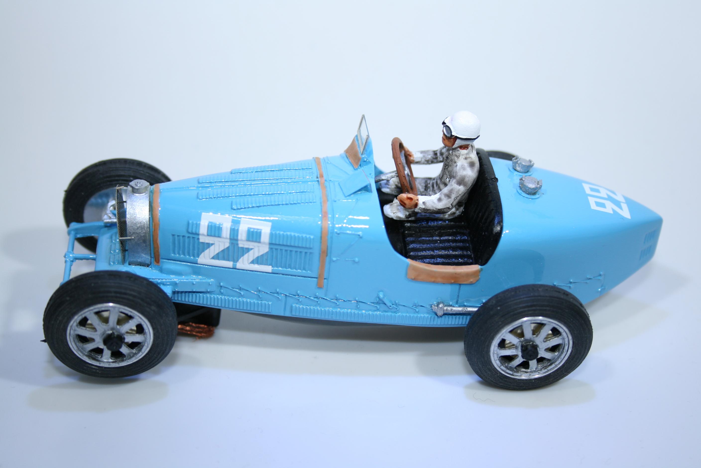 964 Bugatti Type 51 1931-35 L Chiron MMK SF22 Boxed