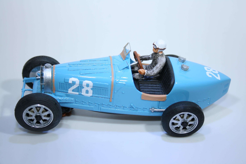 965 Bugatti Type 51 1931-35 L Chiron MMK SF22 Boxed