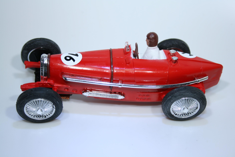 988 Bugatti Type 59 1934 R Dreyfus Pink Kar CV017 1999 Boxed