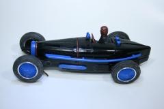 1128 Bugatti Type 59 1933-36 R Dreyfus Pink Kar CV002 1995 Boxed