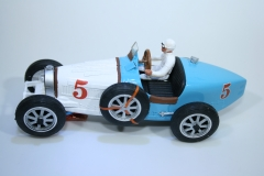 1170 Bugatti Type 51 1931-35 L Chiron MMK SF22 2019 Boxed