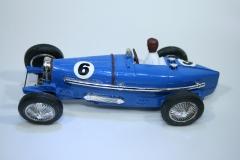 1250 Bugatti Type 59 1934 T Birkin Scalextric C95 (Perris) 1990 Boxed