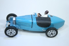1682 Bugatti Type 59 1934 R Dreyfus Matchbox PK302 Conversion