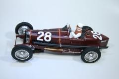 1689 Bugatti Type 59 1934 T Nuvolari LMM 132087/28M 2021 Boxed