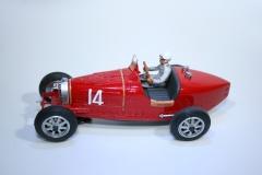 942 Bugatti Type 51 1931-35 L Chiron MMK SF22 Boxed