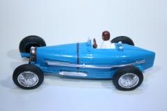 952 Bugatti Type 59 1933-36 R Dreyfus Pink Kar CV001 1995 Boxed