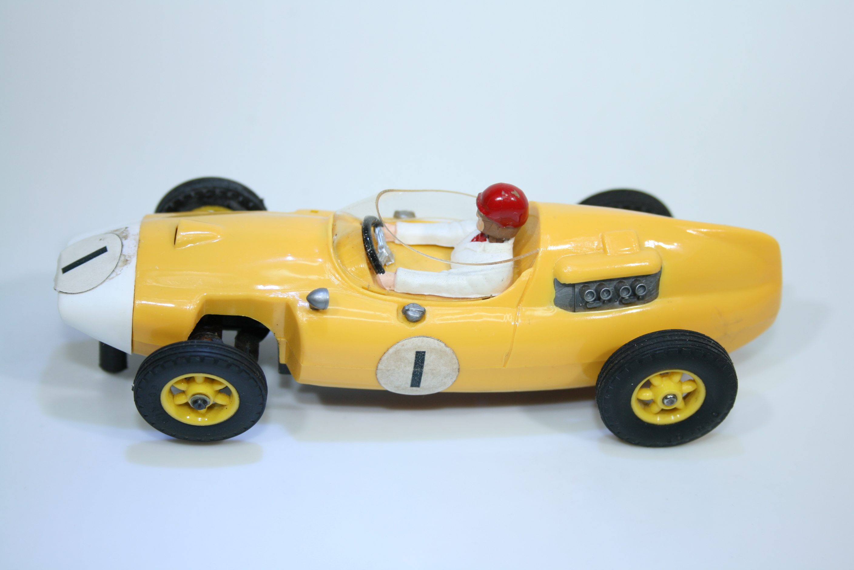 1230  Cooper T45 Climax 1958 R Salvadori VIP R60 1961-68 Set R1 Boxed