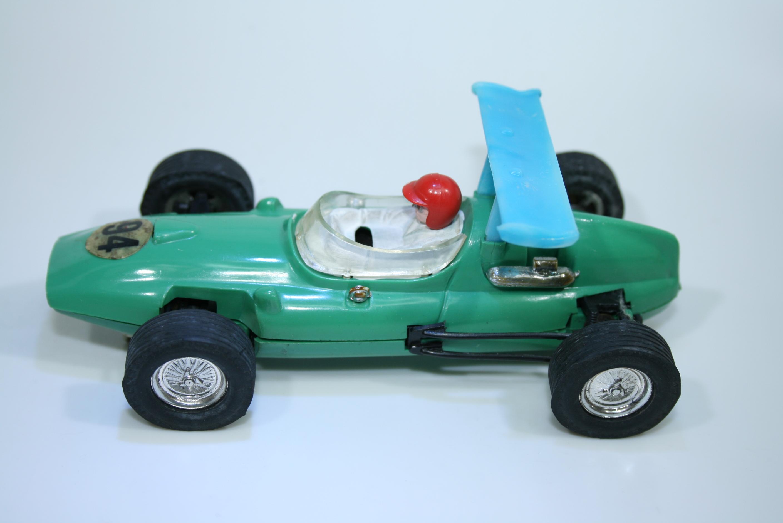 1245 Cooper T45 Climax 1958-60 R Salvadori Scalextric C38 1961-65 MEX