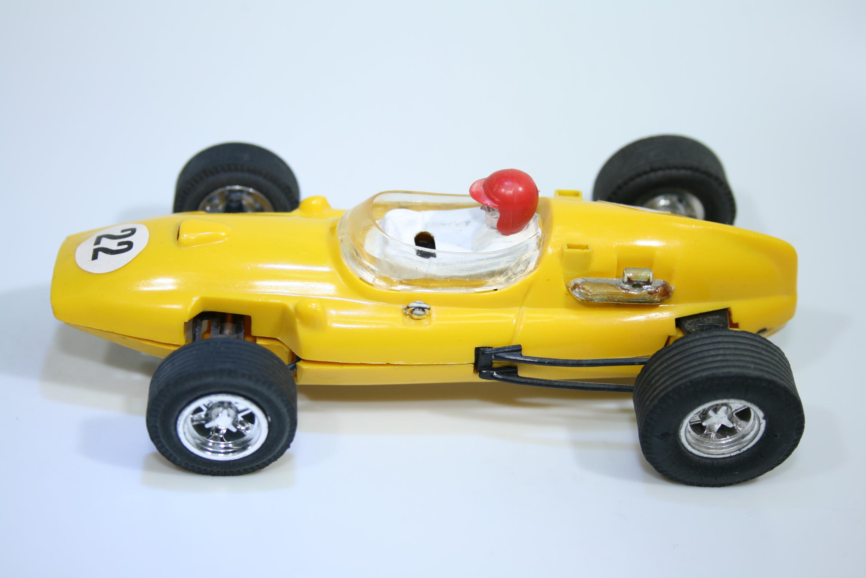 1344 Cooper T45 Climax 1958-60 R Salvadori Scalextric C38 1961-65 MEX Boxed