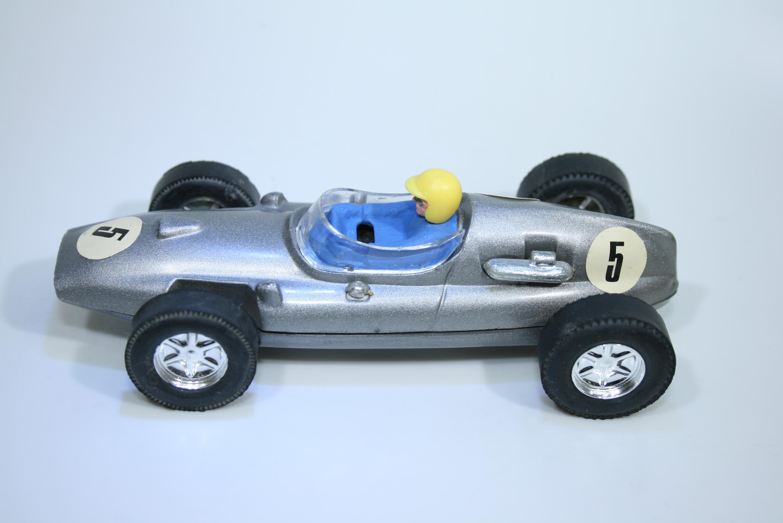 1393 Cooper T45 Climax 1958-60 R Salvadori - SLOT-MEX 5558 2013 Boxed