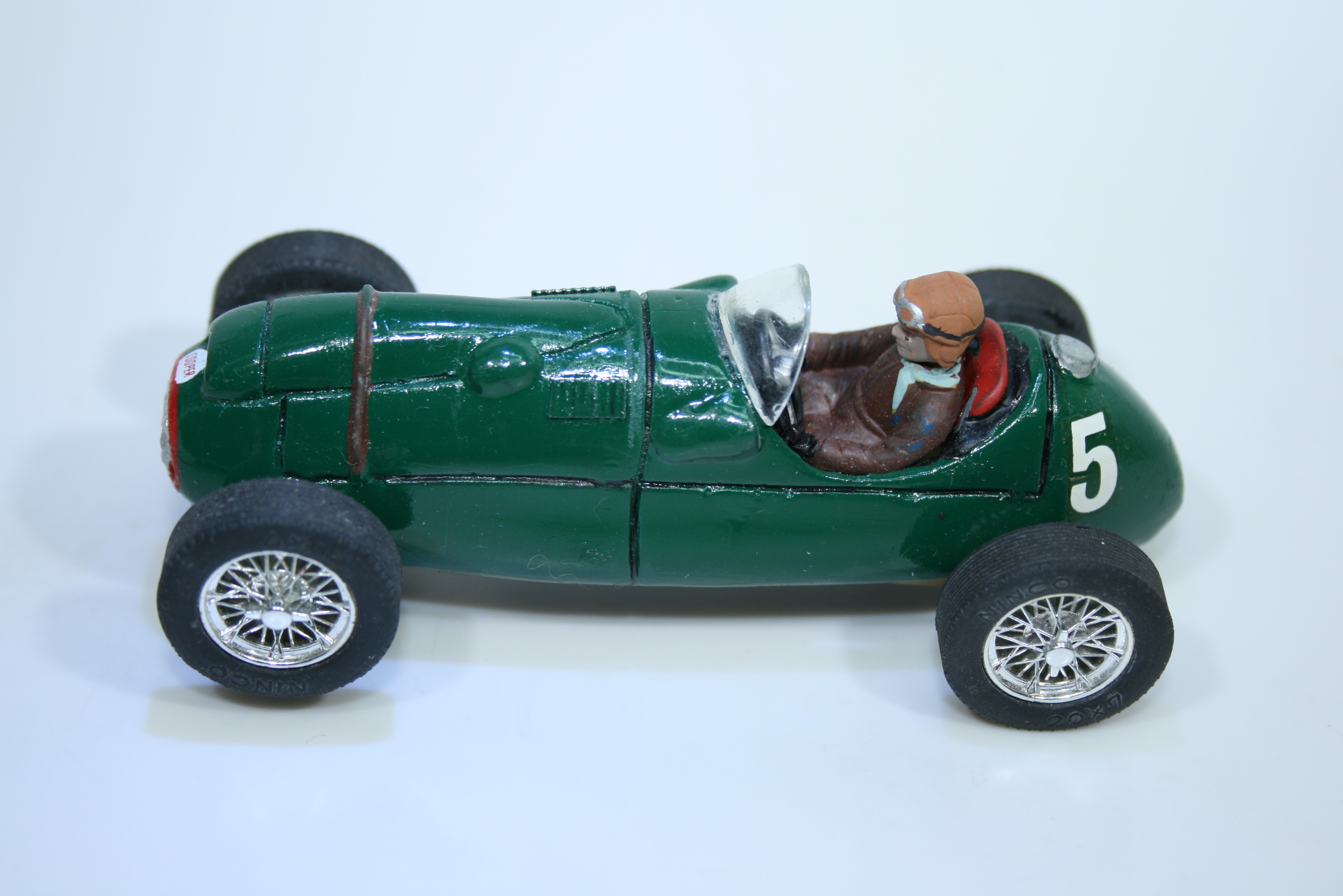 1466 Cooper Bristol T23 1956 Scratch Build Boxed