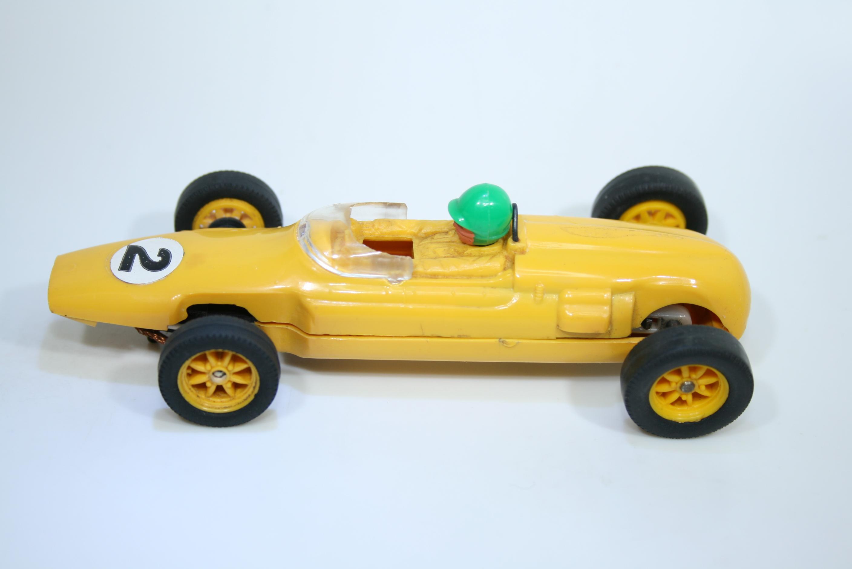 1475  Cooper Austin Formula Junior 1962 Scalextric C66 FRA 1963-65