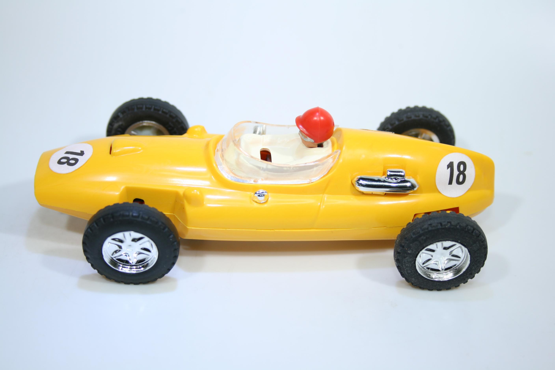 1597 Cooper T43 Climax 1958 R Salvadori Reprotec 5010 2002