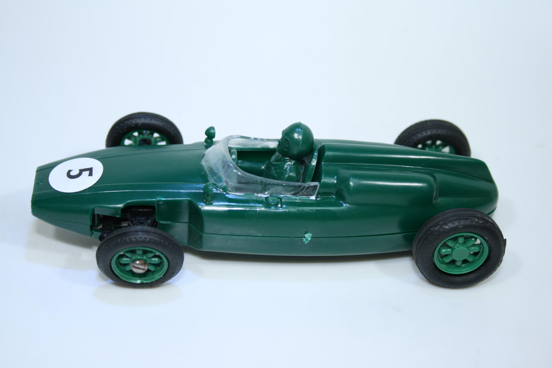1658 Cooper T53 1961 R Salvadori MRRC 5150 1967
