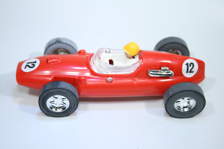1680 Cooper T43 Climax 1958 R Salvadori Reprotec 5010 2002 Boxed