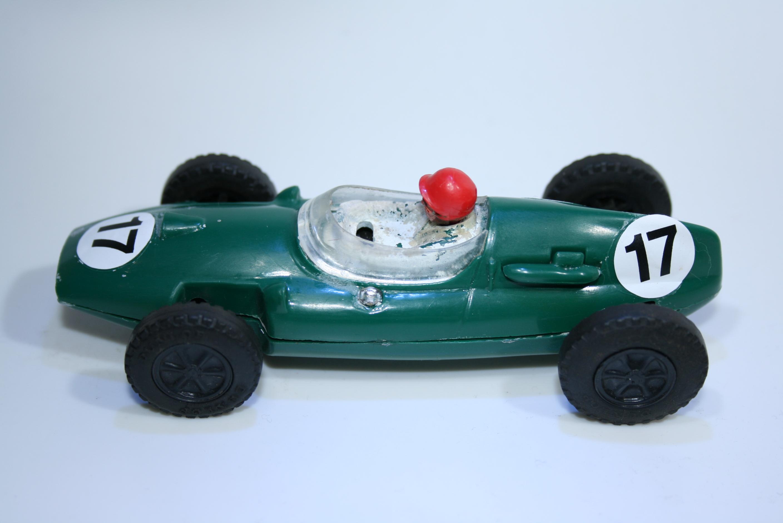 292 Cooper T45 Climax 1958-60 R Salvadori Scalextric C58 Type 2 1961-65