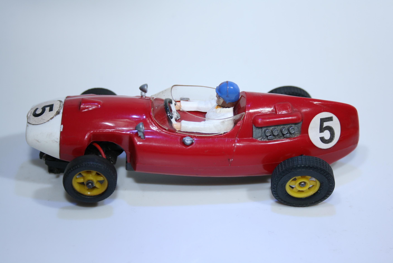 510 Cooper T45 Climax 1958 R Salvadori VIP R60 1961-68