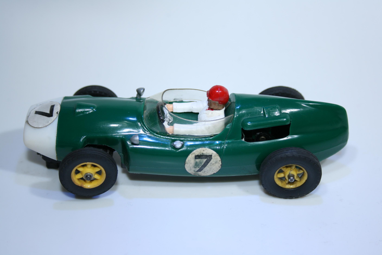 511 Cooper T45 Climax 1958 R Salvadori VIP R60 1961-68
