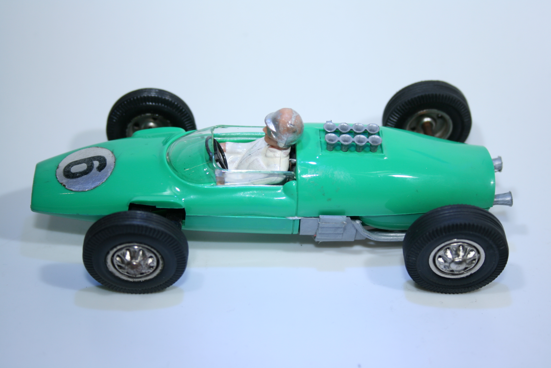619 Cooper T66 1963-64 B Mclaren  Carrera 40403