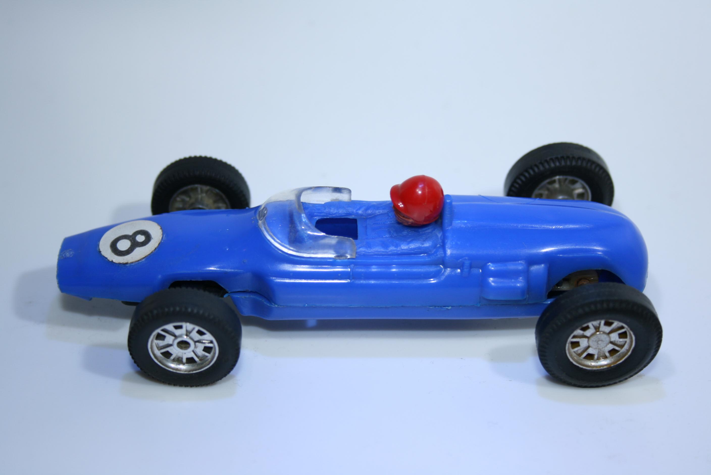 632 Cooper Austin Formula Junior 1962 Scalextric C66 1963-65